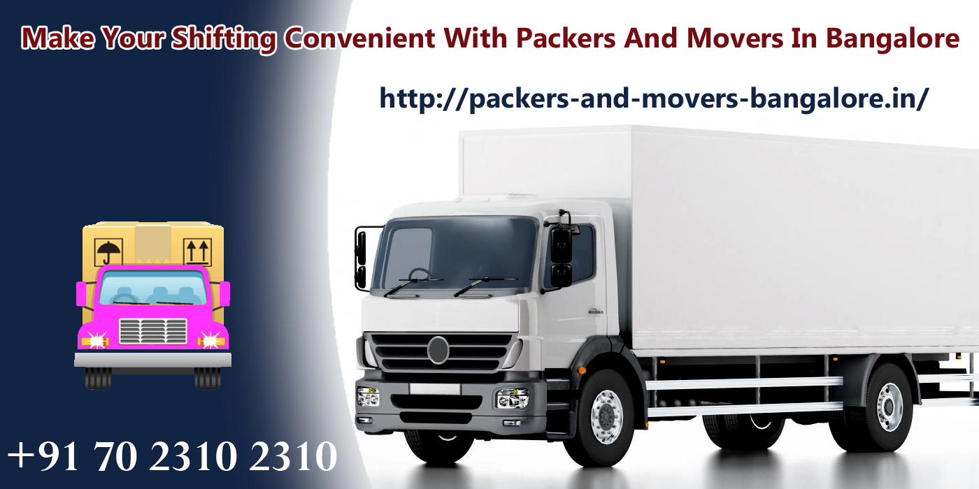 Helpful Packers And Movers In Bangalore