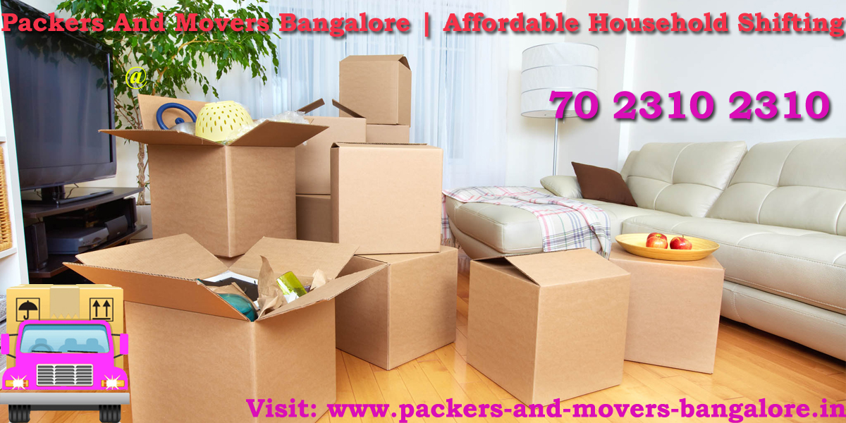 Reliable Moving Company In Bangalore