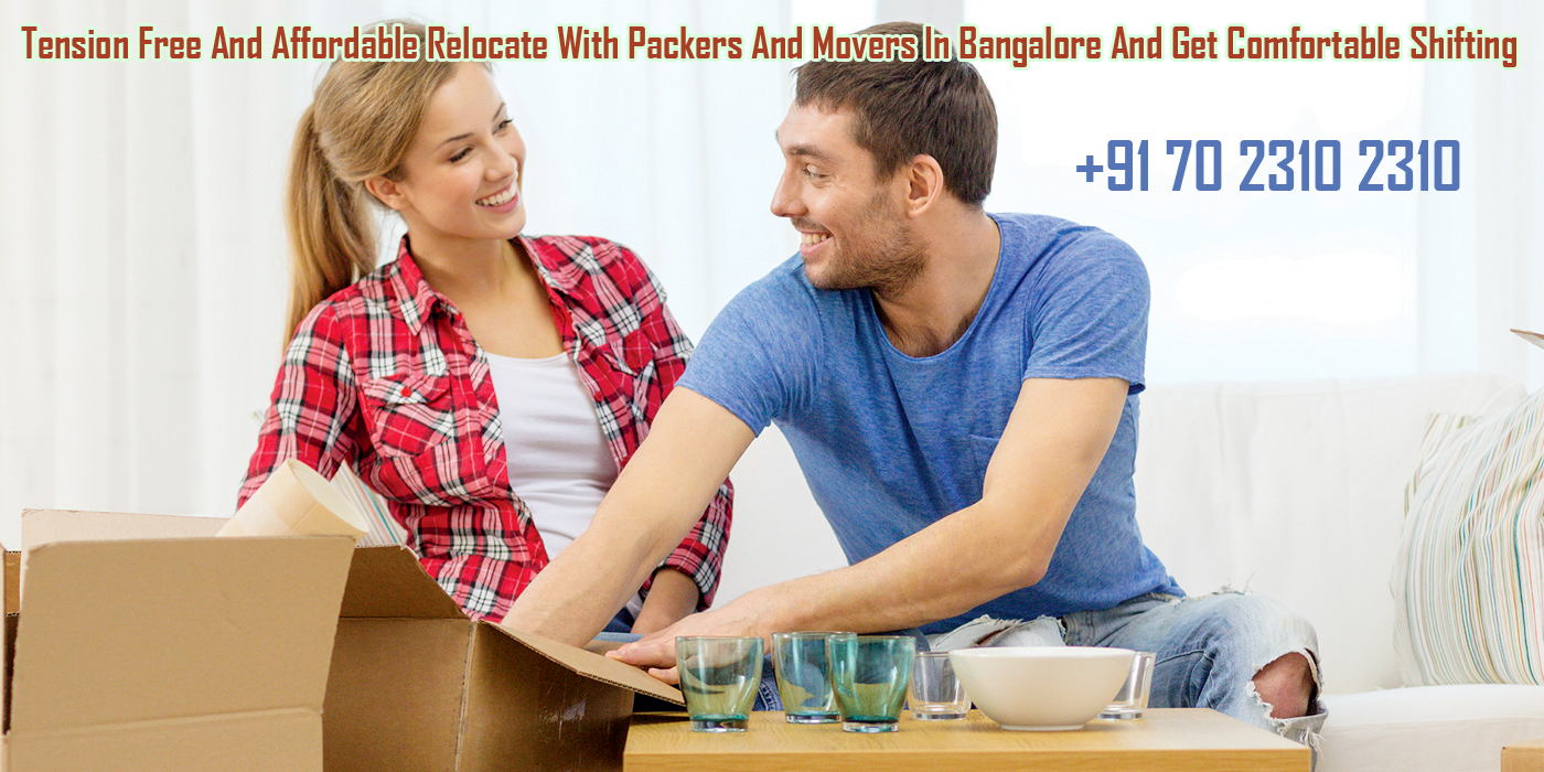 Packers and Movers Bangalore Household Shifting Service