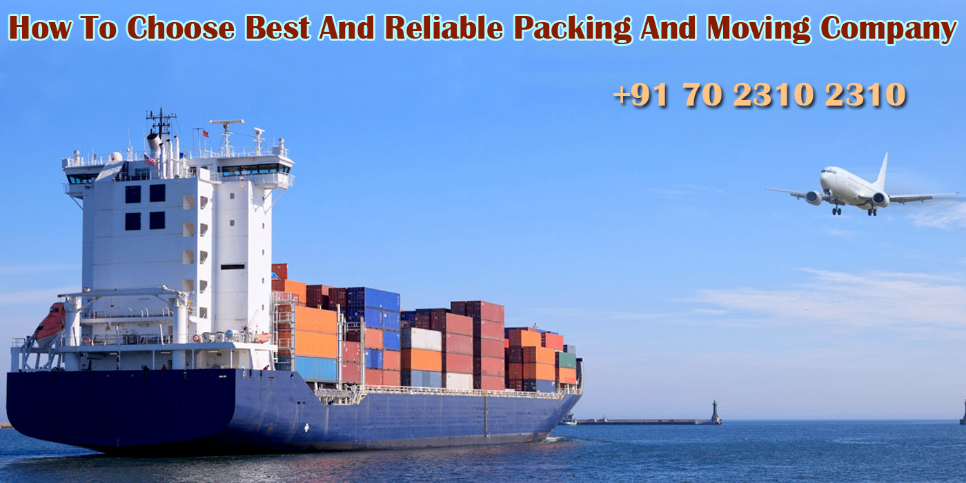 Safe Packers and Movers Bangalore