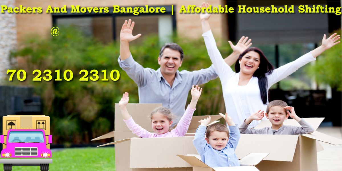 Packers And Movers Bangalore Household Shifting
