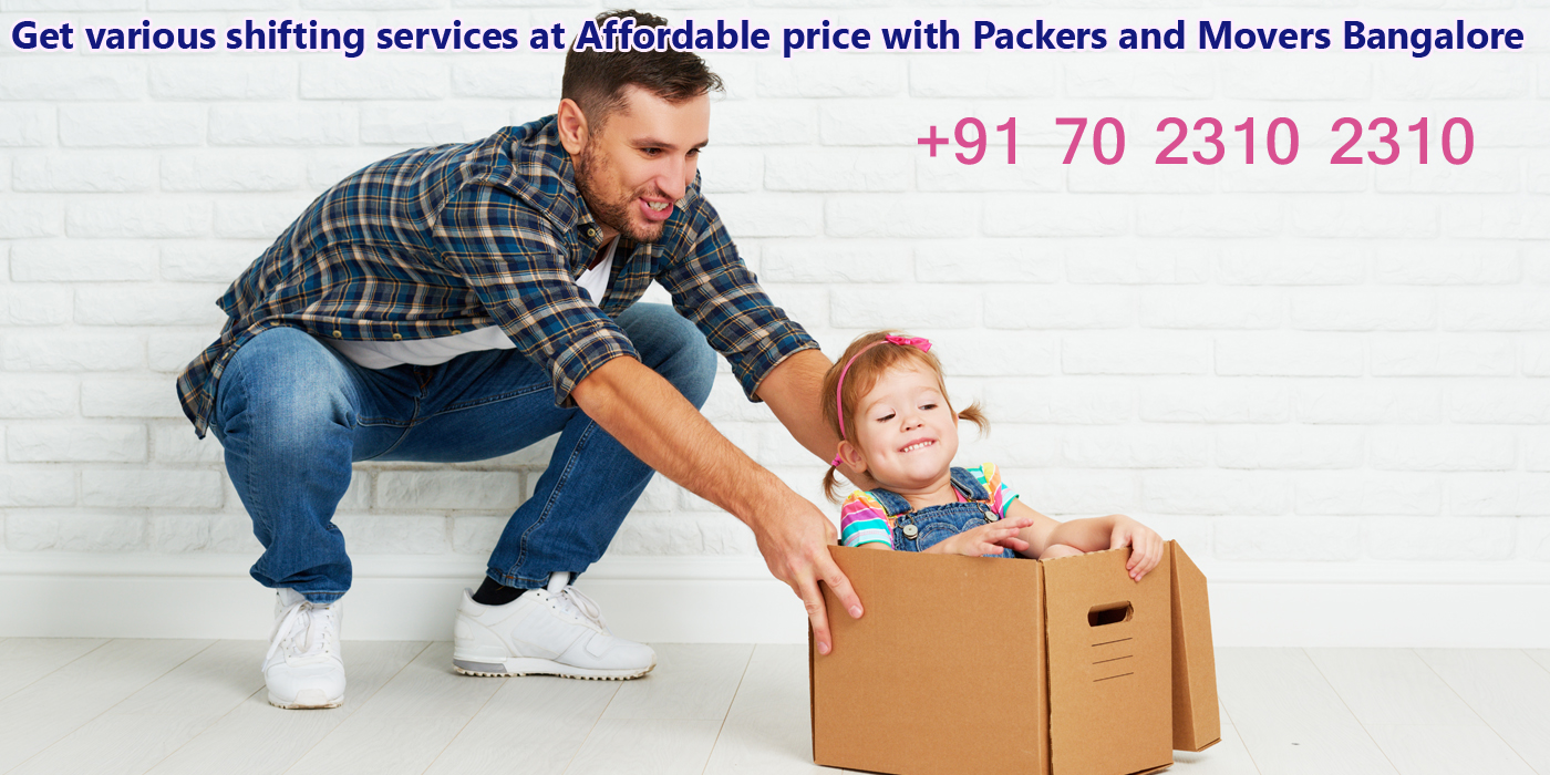 Packers and Movers Bangalore Local Shifting Services