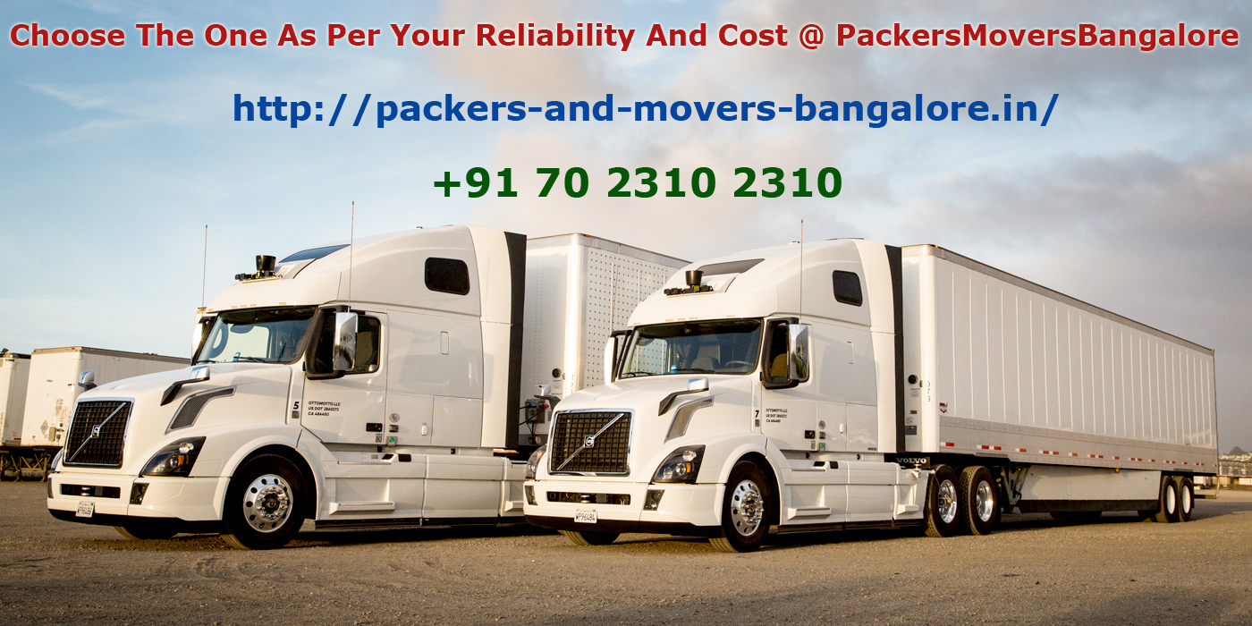 Packers and Movers Bangalore Packing Services