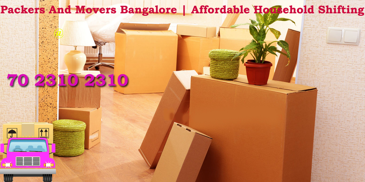 Top 4 Packers And Movers in Bangalore
