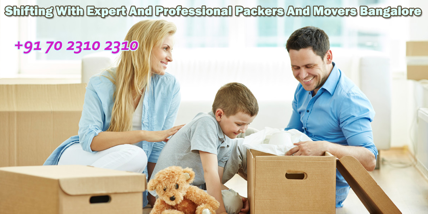 Trouble Free Moving With Packers And Movers In Bangalore